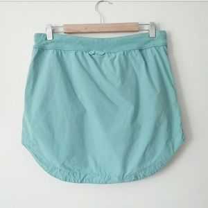 dylan Skirts - Dylan Aqua Blue Pull On Casual Spring Summer Skirt